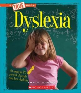 true book dyslexia